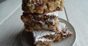 «Мазурка» — рецепт любимого пирога из детства (Знакомые называют его «Бабушкин сникерс»)