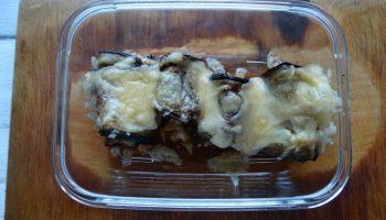 Новый рецепт «Рулетиков из баклажан». (Родные оценили на отлично: всё съели за секунды и мясо не надо)