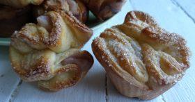 Виноградные булки. Формовка чудо — пеку в форме для кексов. Люблю их готовить: быстро, просто и младший их обожает