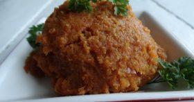 Морковная икра – лично я делаю не только под крышку, но и сразу к столу на закуску (просто объедение)