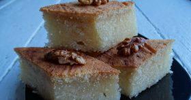Десерт, как в Турции в отеле. Как 10 лет назад привезла рецепт, с тех пор и готовлю и не надоедает